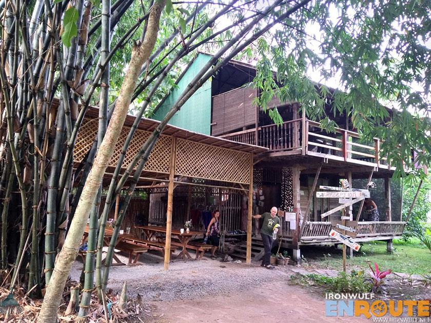 Suan sati in Chiang Mai