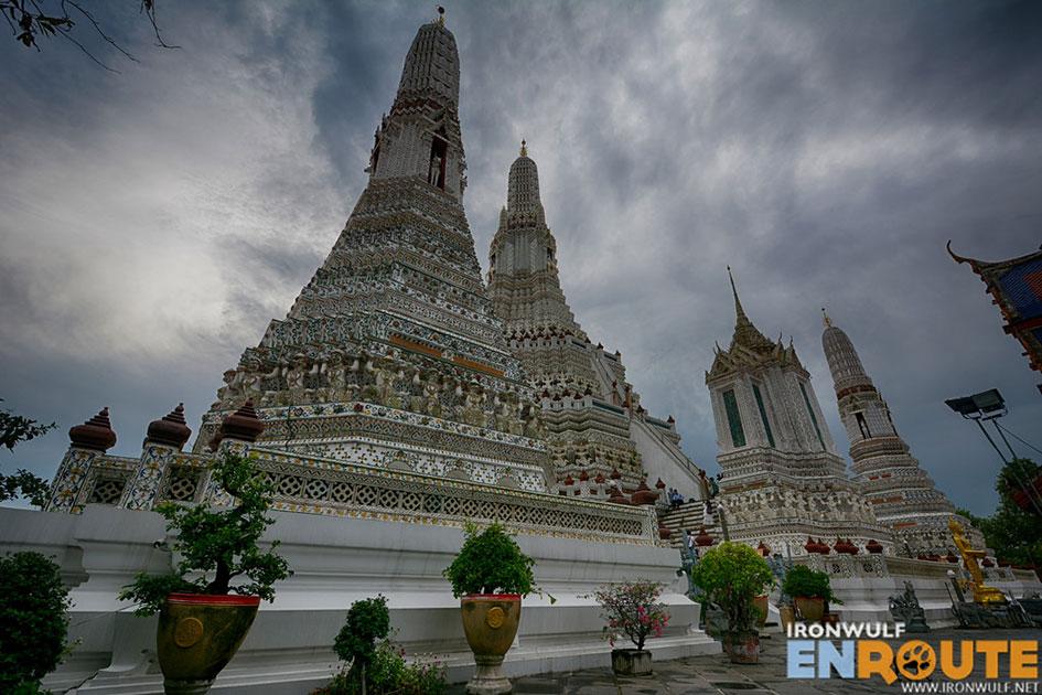 The Temple of Dawn, Wat Arun