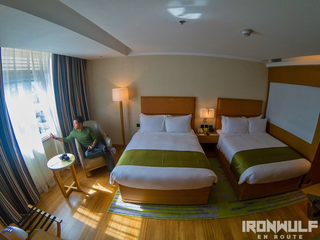 Double Bed Superior Room