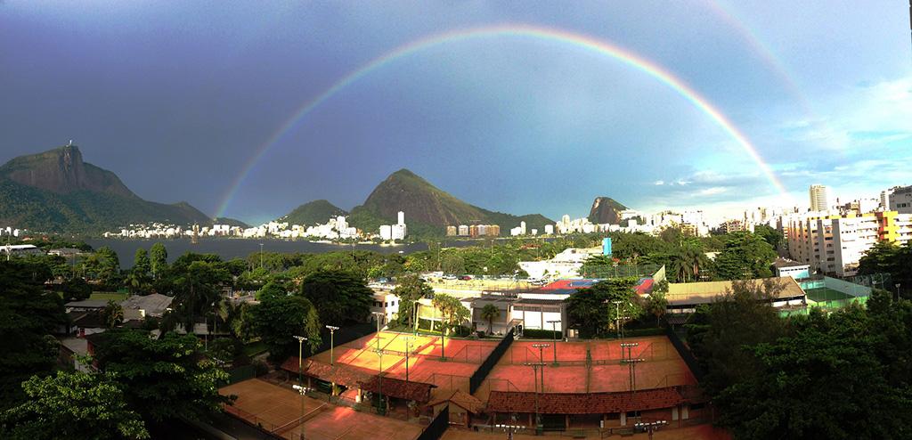 Rainbow in Rio