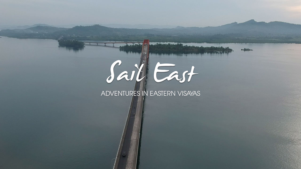 Sail East video cover