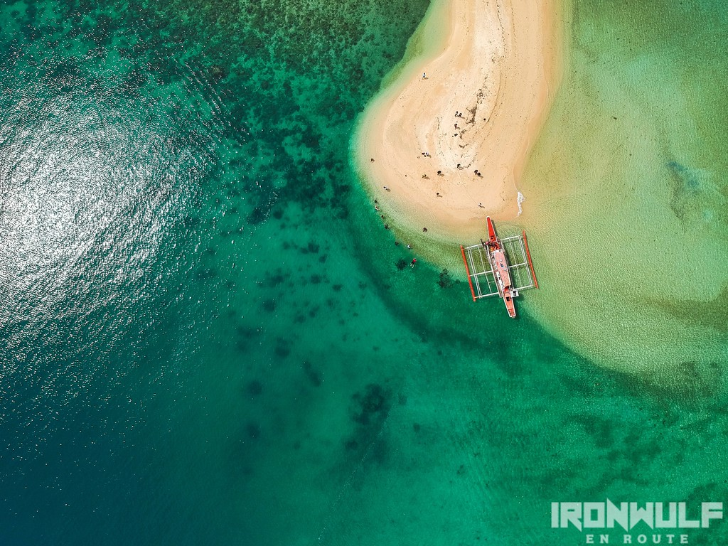 Sandbar at Aslom Island, Bulalacao