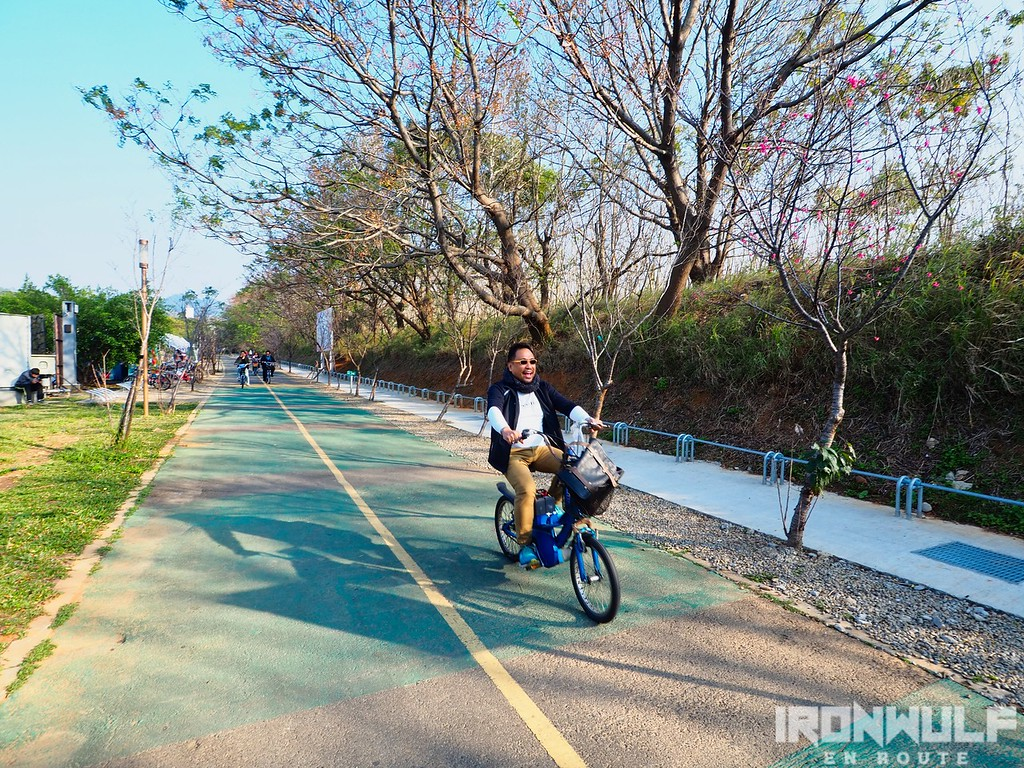 The Houfeng Bikeway