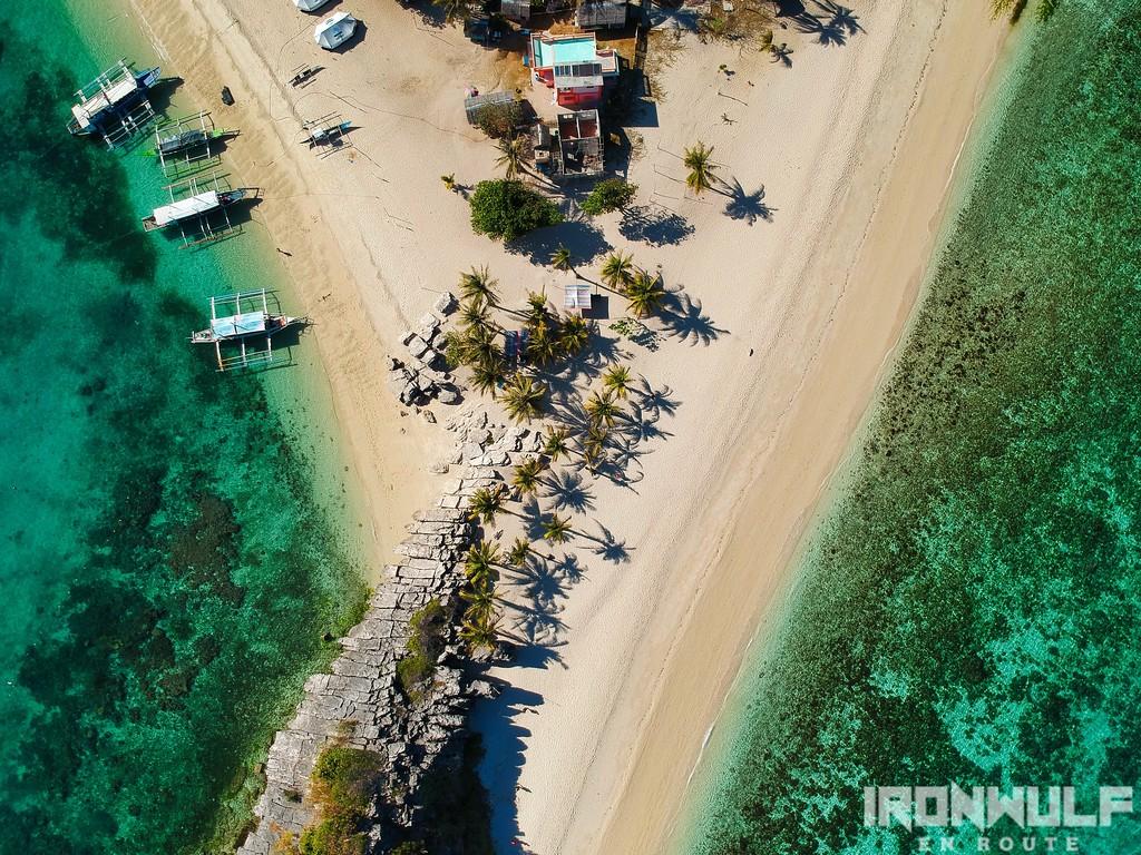 Antonia;s Beach at Isla de Gigantes