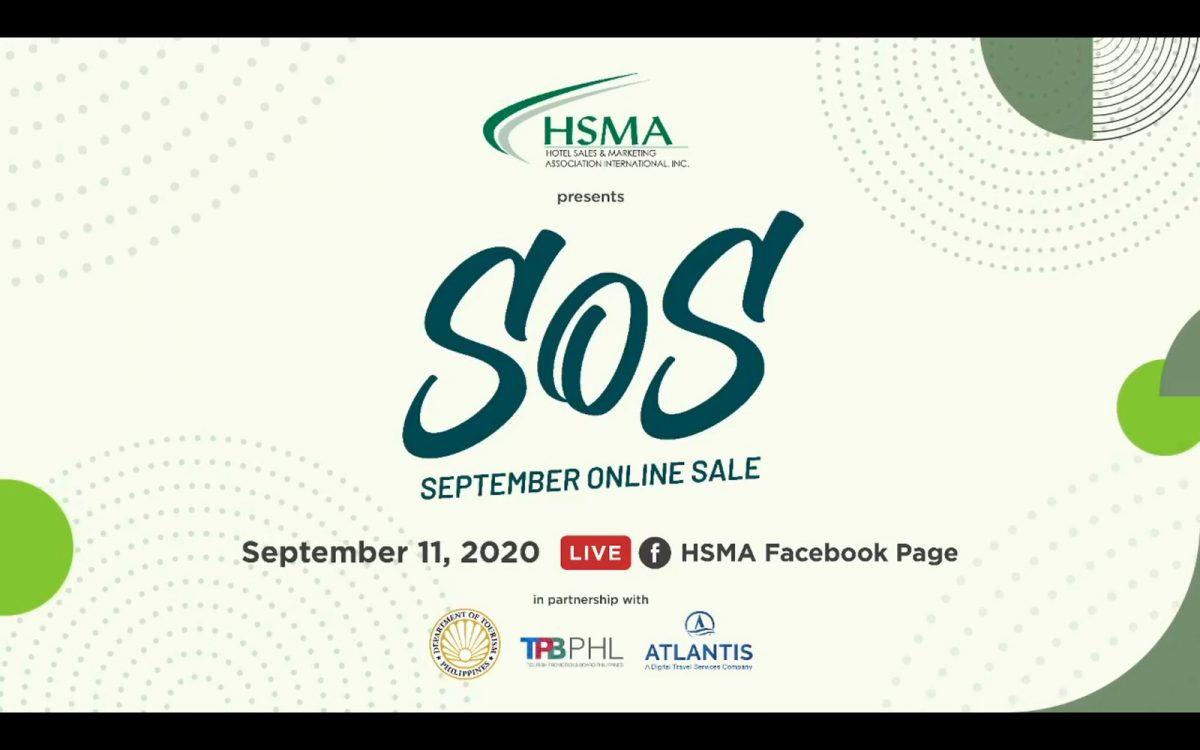 HSMA's September Online Sale