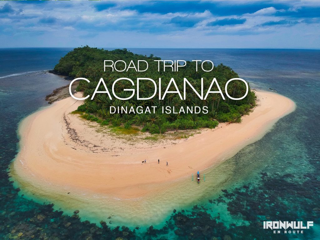 Sayaw Islet in Cagdianao