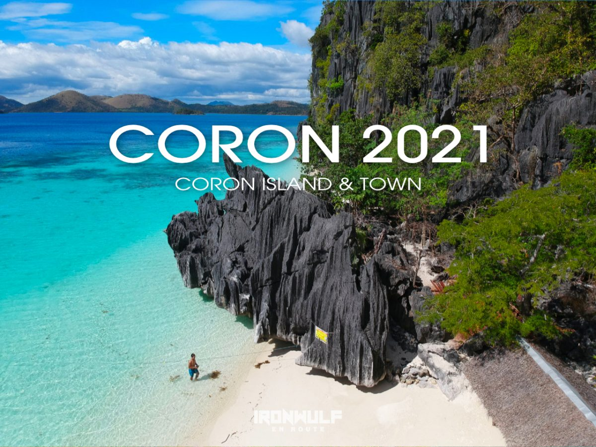 Banol Beach at Coron Island