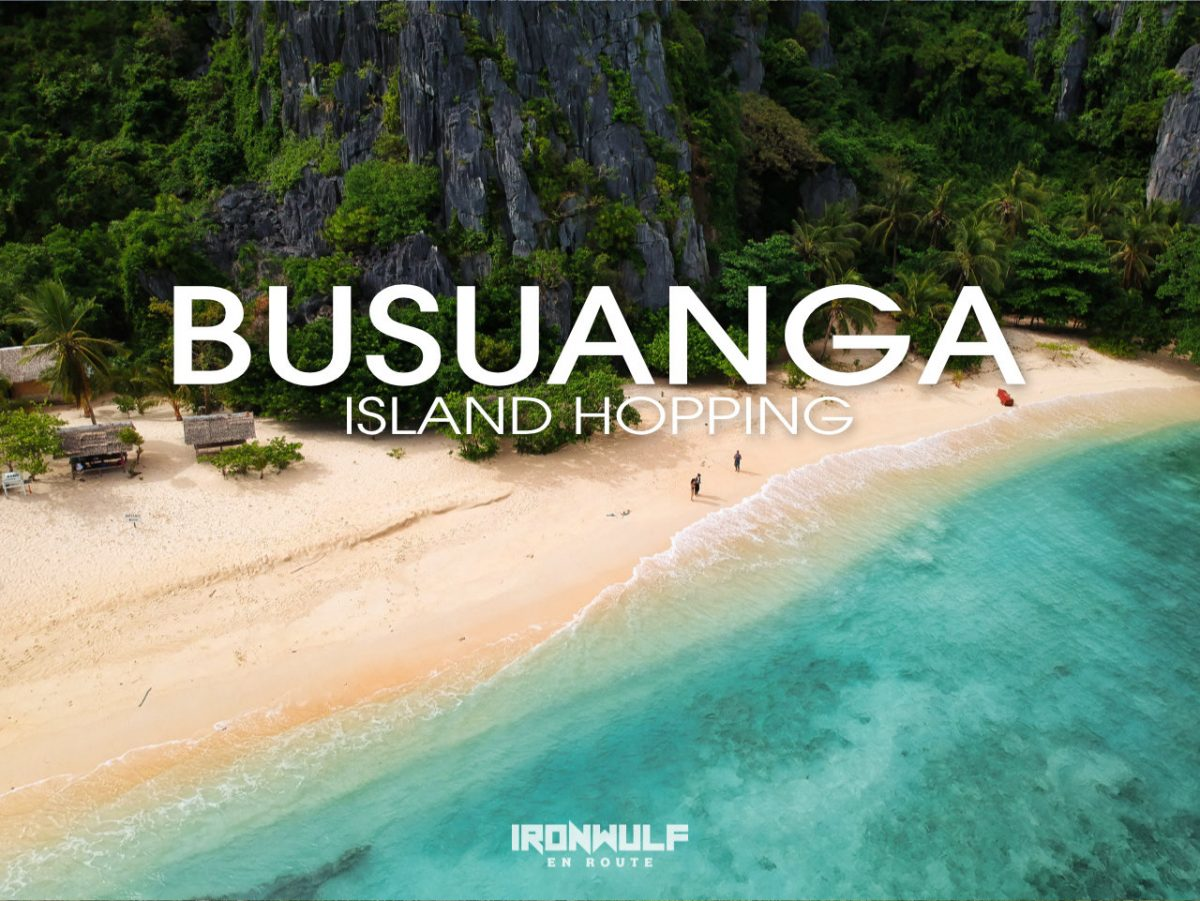 Malajon Island, part of the Busuanga Island Hopping