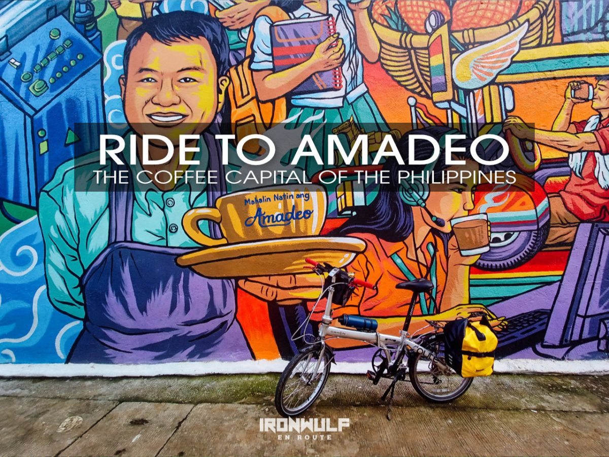 Amadeo Coffee Culture and Heritage Mural