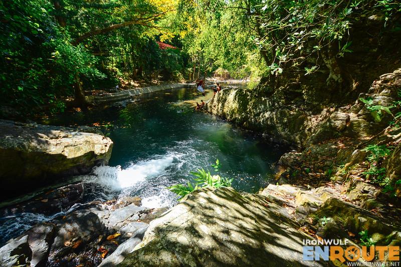 Mablaran Falls in San Andres, Romblon